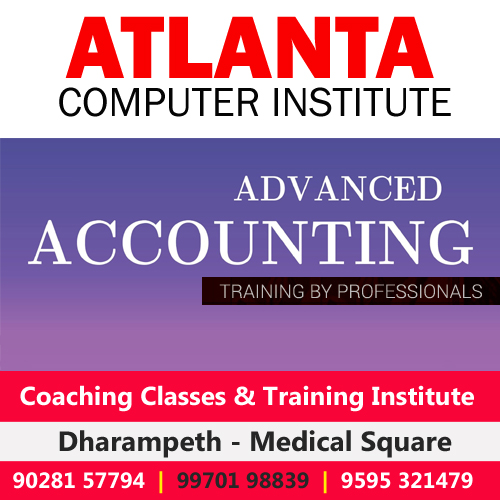 Advance Accounting Classes in Nagpur