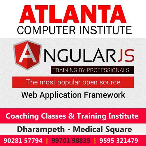Angular JS Training Classes in Nagpur