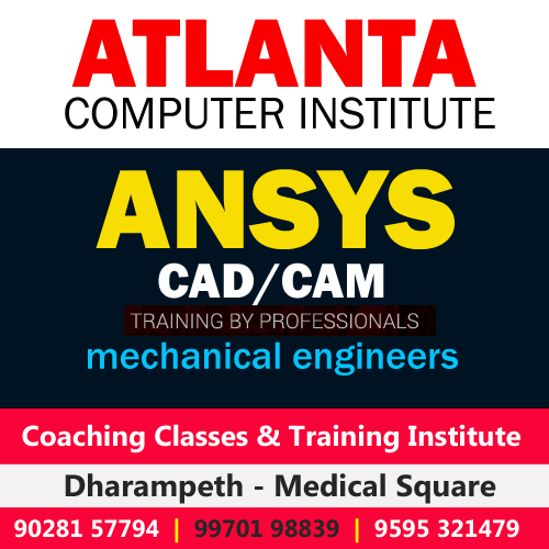Ansys Institute Nagpur, Ansys Courses in Nagpur, Ansys